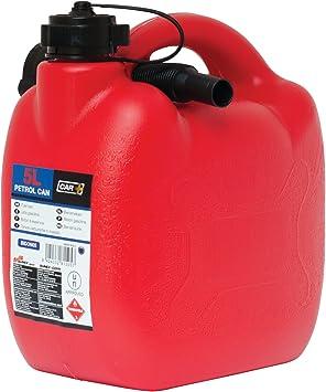 Sumex BIDON05 UN App Petrol Can with Flexible Filler 5 L: image