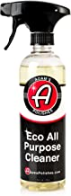 Adam's ECO All Purpose Cleaner - Industrial Strength, Concentrated Formula Can be Diluted Down - Tough on Dirt but Easy on Your Car, You, and The Environment (16 oz)