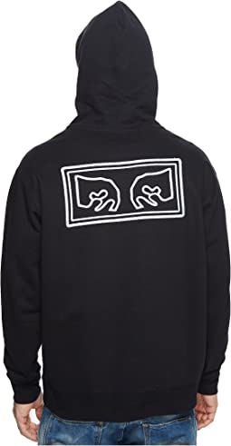 Obey - Oval Hoodie