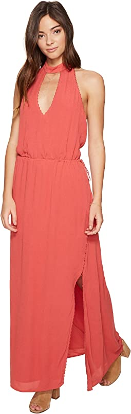 Golden Island Maxi Dress
