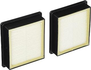 ProTeam 107315 HEPA Replacement Filter Twin Pack, HEPA Media Vacuum Filter