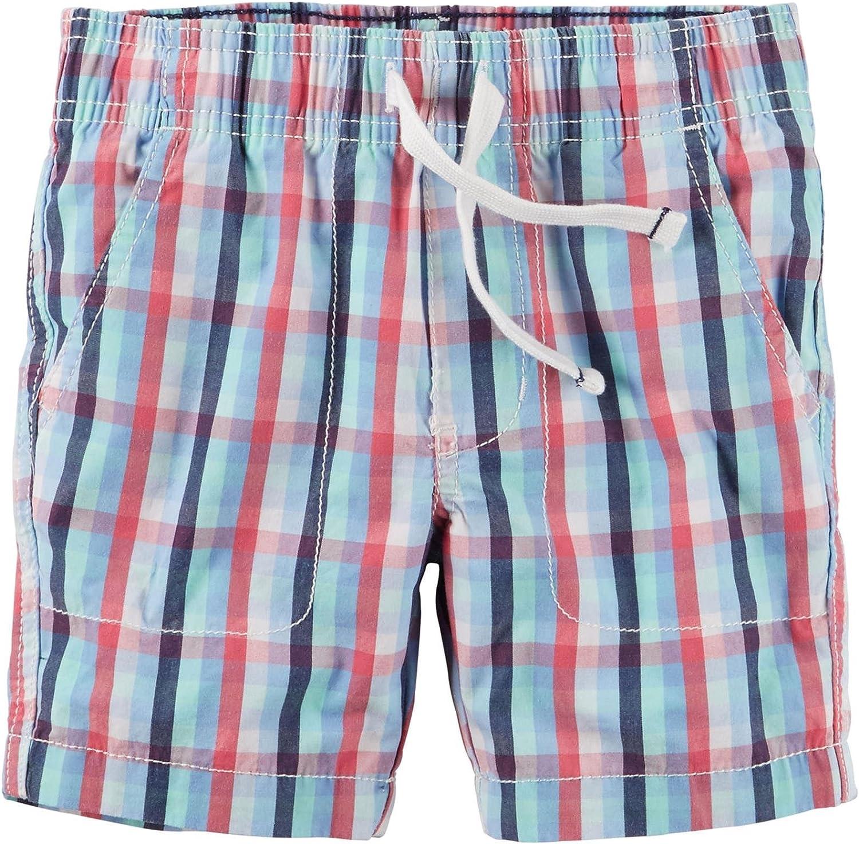 Carter's Boys' Woven Short 268g130