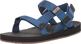 Freewaters Supreem Sport Cage Sandal w/Universal Fit 4-Pt Strap-In Closure w/Arch Support mens Sandal