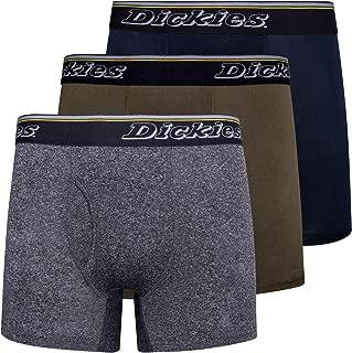 Dickies Mens 3 Pack Stretch Boxer Brief Underwear