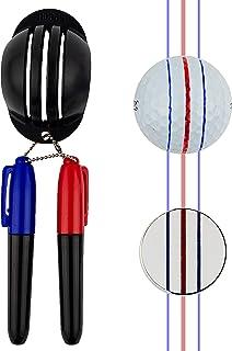 59Golf - Golfbal drievoudige lijnmarkering + permanente markers