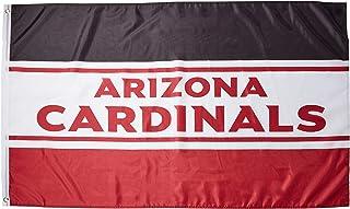FOCO NFL Double Sided 3` x 5` Team Logo Horizontal Flag