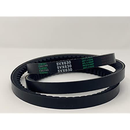 V-Belt,Cogged,5VX670