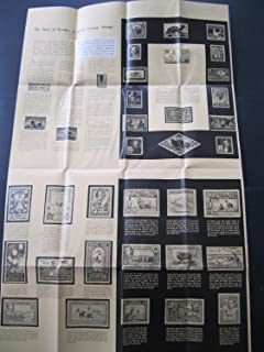 THE STORY OF TEXTILES AS TOLD BY POSTAGE STAMPS