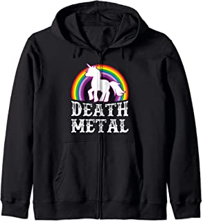 Best death metal unicorn hoodie Reviews