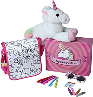 Magical Unicorn Gift Set with 15