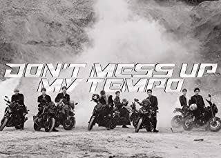 EXO The 5th Album 'DON'T MESS UP MY TEMPO' ante Ver.