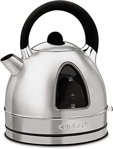discount Cuisinart popular sale DK-17 Cordless Stainless Steel Electric Kettle sale