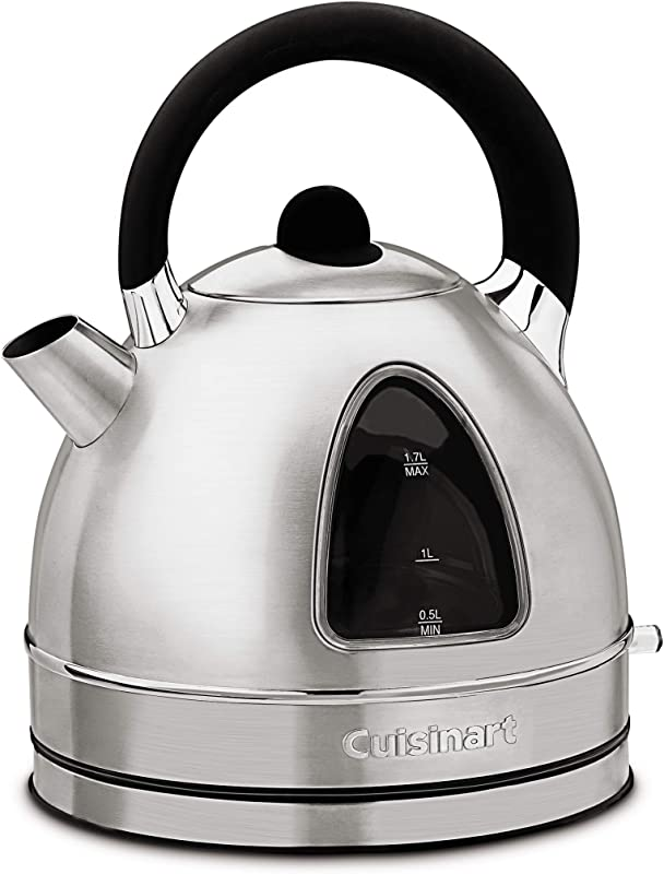 Cuisinart DK 17 Cordless Stainless Steel Electric Kettle