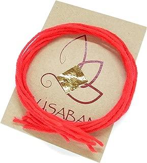 buddhist thread bracelet