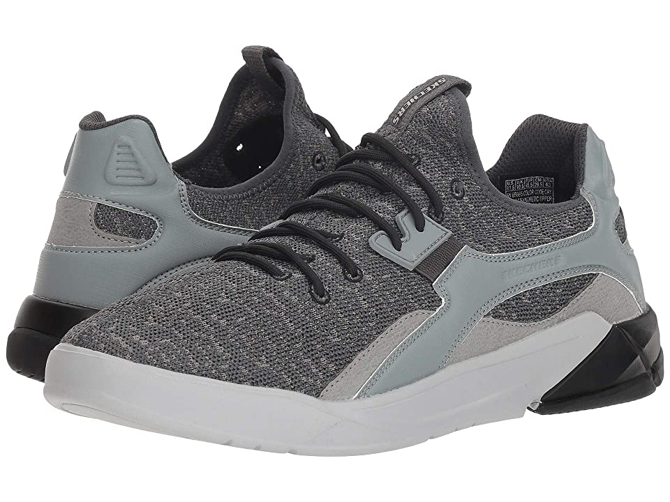 SKECHERS Relaxed Fit Belson Aseno (Grey) Men