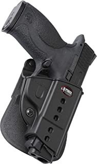 Fobus Standard Holster RH Paddle SWMP S&W M&P 9mm.40.45 (Compact & Full Size), SD 9 &40