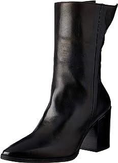 Sempre Di Women's Veronica Pointy Mid Calf Boot