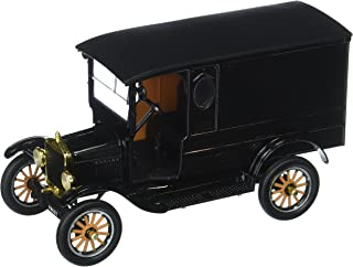 Motormax Ford Toy T Paddy Wagon Die Cast Model - 8 Years And Above, Black For 8 Years & Above