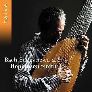 Bach: Suites Nos. 1, 2 & 3 (Arr. for Lute)