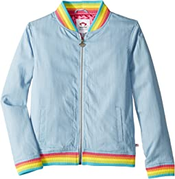 Nikki Bomber Jacket (Toddler/Little Kids/Big Kids)