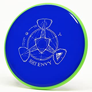 Axiom Discs Neutron Envy (Soft) Disc Golf Putter (Colors May Vary)
