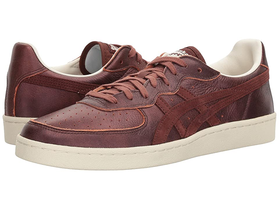 Onitsuka Tiger by Asics GSM (Coffee/Coffee) Athletic Shoes