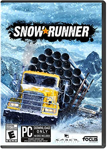 Snowrunner (Windows) - PC