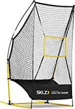 SKLZ Quickster 4-in-1 Multi-Skill Football Net for Pass, Punt, Kick and Snap Training