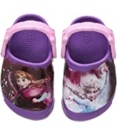 Crocs Kids - CrocsFunLab Lights Frozen Clog (Toddler/Little Kid)