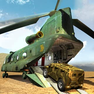 OffRoad US Army Transport