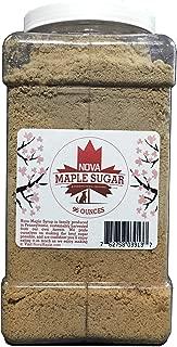 Nova Maple Sugar - Pure Grade-A Maple Sugar (6 Pounds)