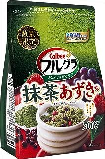 カルビー フルグラ 抹茶あずき味 700g ×6袋