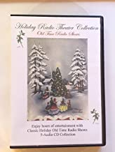 Holiday Radio Theater Case Collection V1-5 Audio CDs-Radio Christmas Classics