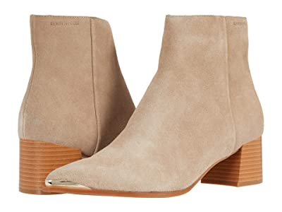 Kenneth Cole New York Roanne Bootie (Light Taupe Suede) Women