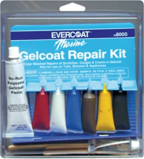 FIBRE GLASS-EVERCOAT CO Gel Coat Repair Kit 1 Oz.