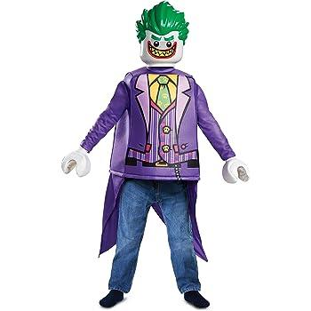 LEGO- Classic Disfraz, Color Joker, Medium (Disguise 66271K ...