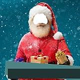 Montaje de fotos de Santa Claus