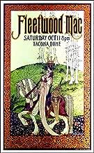 Fleetwood Mac Poster Tacoma Dome 1998 Signed Original by Bob Masse MINT Includes Signed COA
