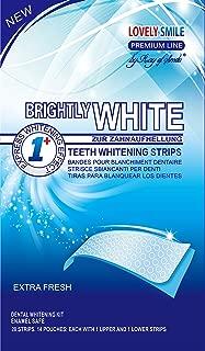 Lovely Smile Bright White-Strips 28 Bandas Blanqueadoras