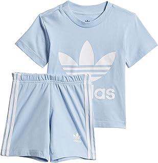 154a8823a23b0 adidas Ensemble de Short et t-Shirt Unisexe pour bébé