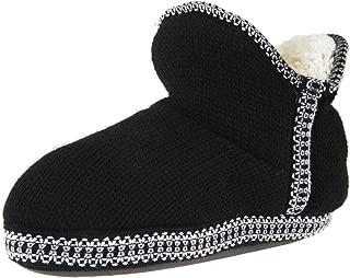 Muk Luks Women's Amira Short Slipper Bootie