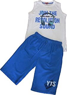 Yatsi Conjuntos Pantalones Cortos y Camisetas - para niño