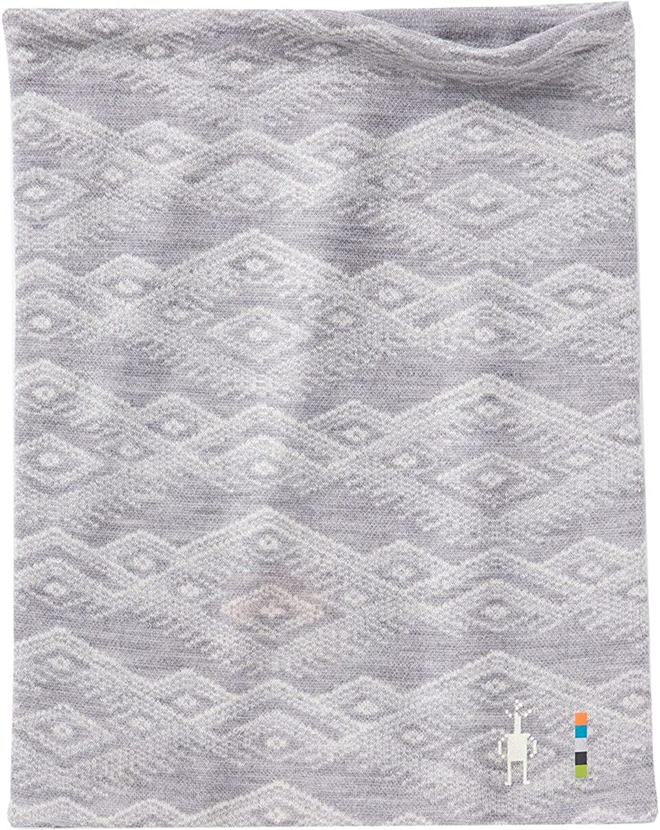Smartwool Reversible Pattern Neck Gaiter - Merino 250 Wool Headwear for Men and Women