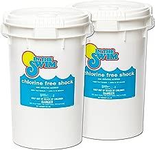 In The Swim Chlorine-Free Pool Swimming Pool Shock - 80 Pounds