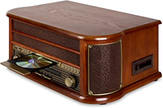 auna Belle Epoque 1908 - Minicadena estéreo , Tocadiscos