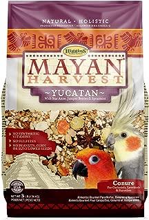 Higgins Mayan Harvest Yucatan Blend Bird Food for Small Hookbills
