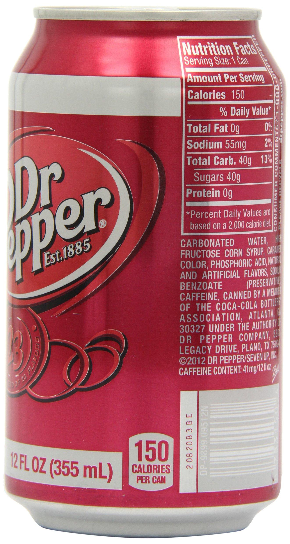 Dr. Pepper, 12 Fl Oz