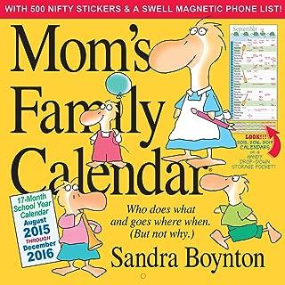 Best mom calendar 2016 Reviews