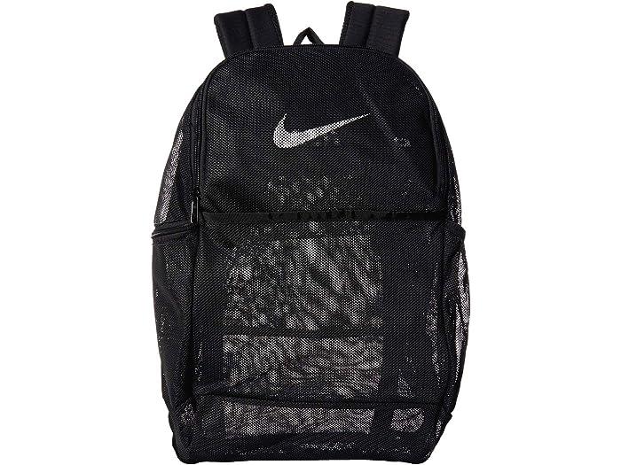 nuevo baratas modelado duradero nuevo producto Nike Brasilia Mesh Backpack 9.0 | Zappos.com