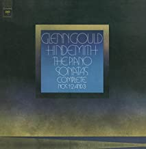 Glenn Gould: The Complete Hindemith Piano Sonatas